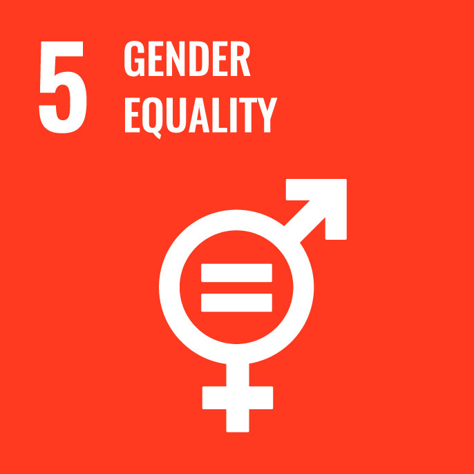 5Achieving gender equality