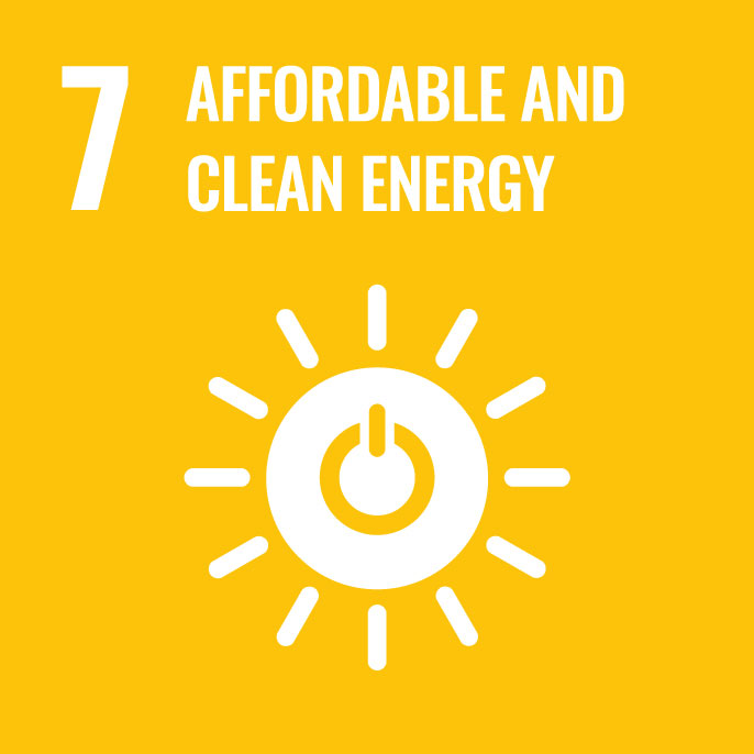 7AFFORDABLE AND CLEAN ENERGY