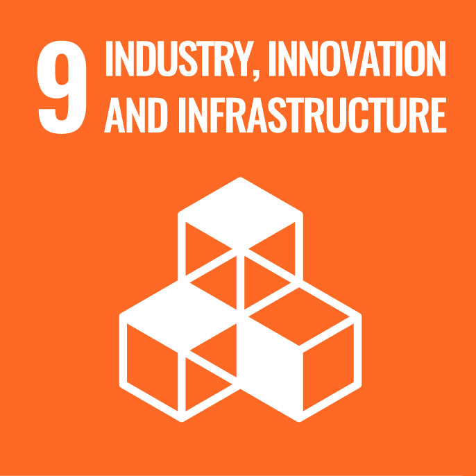 9INDUSTRIAL INNOVATION AND INFRASTRUCTURE