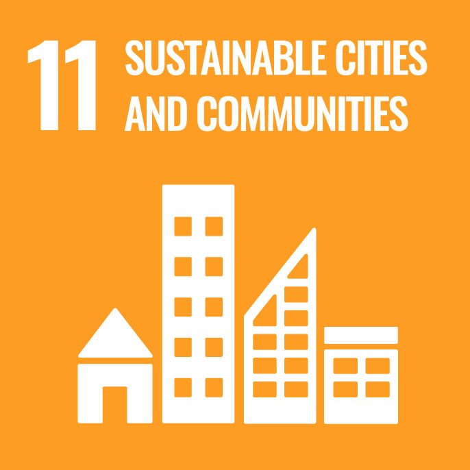 11SUSTAINABLE CITIES AND COMMUNITIES